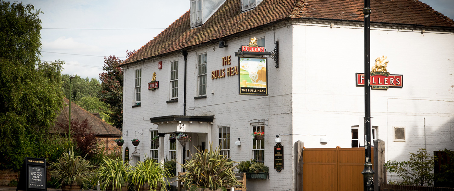 Photo of The Bulls Head Pub in Fishbourne.